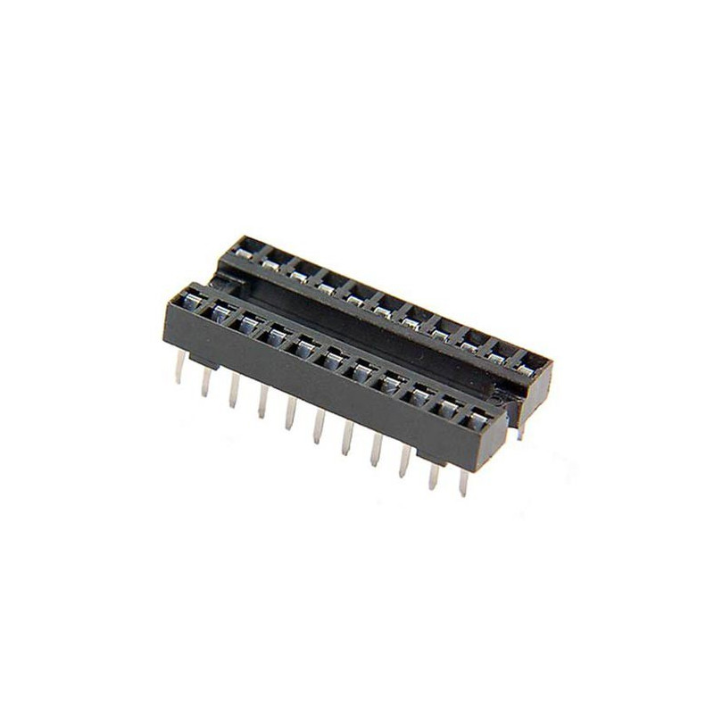 IC SOCKET 22-PIN 4PCS