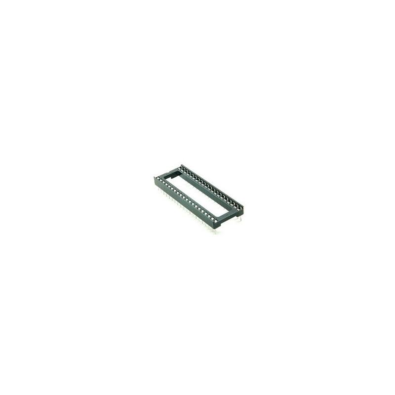 IC SOCKET 40-PINS 2PCS