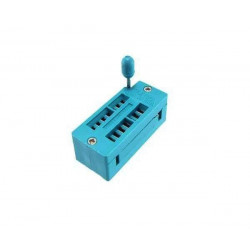 ZIF IC SOCKET 14-PIN