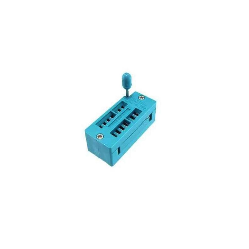 ZIF IC SOCKET 14-PIN