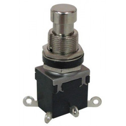 PUSH BUTTON SWITCH DPDT ON-OFF PB-4066B