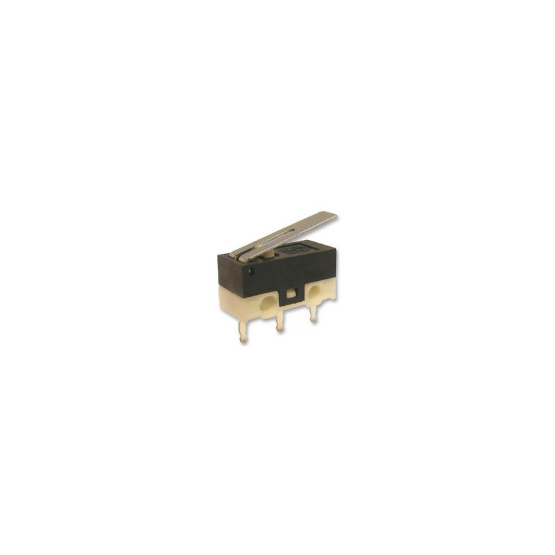 MICRO SWITCH,SPDT,MINI,1A,DM1-01P