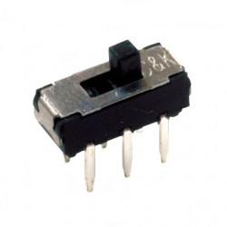 SLIDE SWITCH MINI PCB DPDT SS22D18