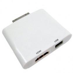 HDMI KIT FOR iPAD & iPAD2 (2 IN 1)