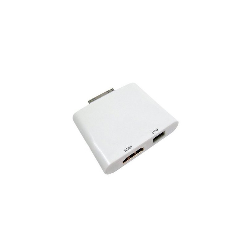 HDMI KIT FOR iPAD & iPAD2 (2 IN 1)