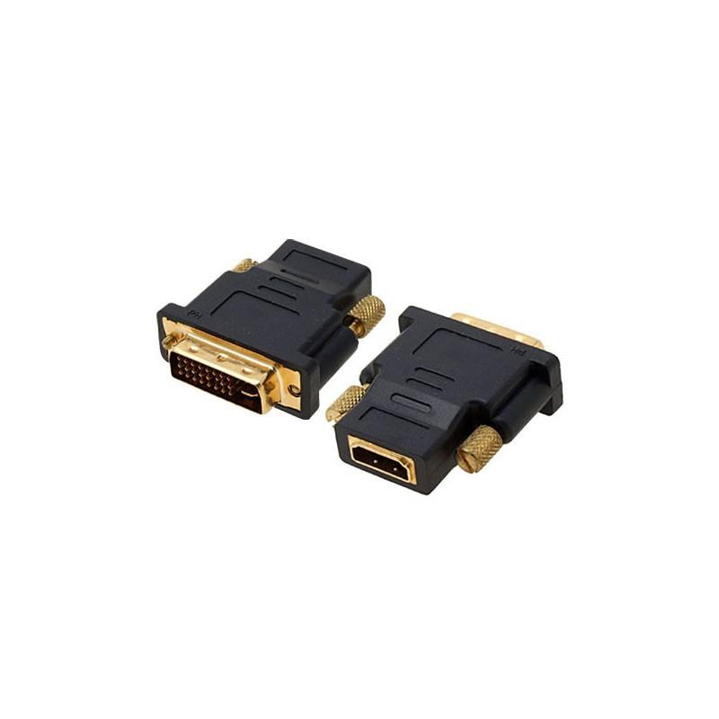 HDMI (F) /DVI-I (M) ADAPTOR