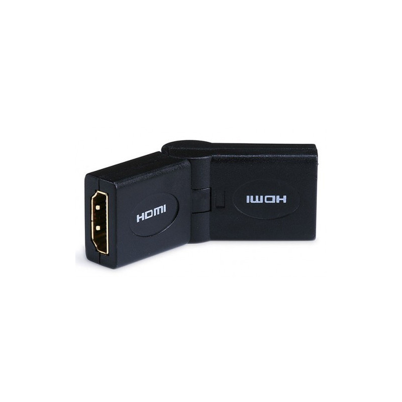 HDMI SWIVELING COUPLER (F/F)