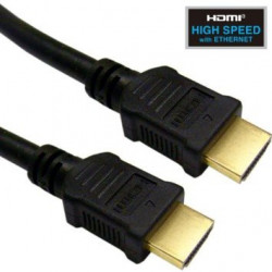 HDMI CABLE, STANDARD SPEED W/ ETHERNET, 35FT