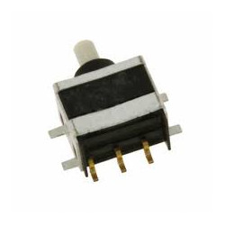 PUSH SWITCH SPDT 0.4VA 28V SMD