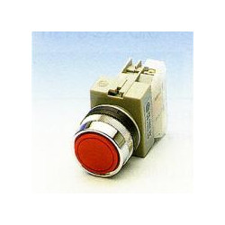 PUSH BUTTON RED 1NC APB-251B