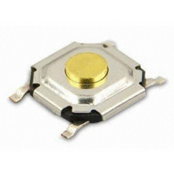 TACK SWITCH 4X4X1.5MM SMD
