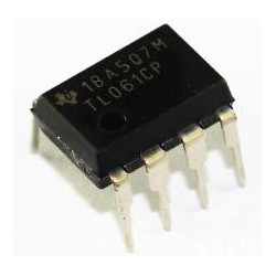 IC TL061CP OP-AMP