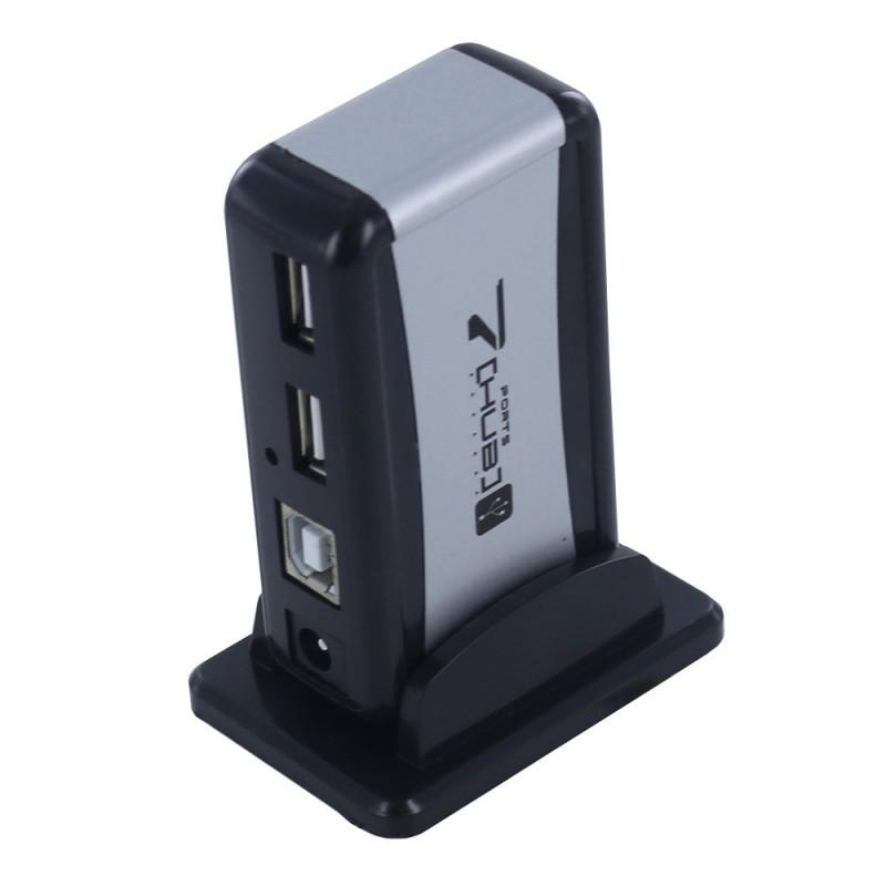 USB 2.0 HUB 7 PORTS W/AC POWER