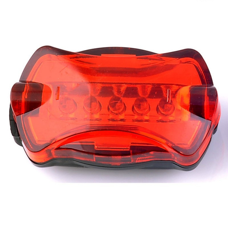 LED BIKE LIGHT - RED