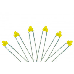 LED 1.8MM YELLOW 4PCS