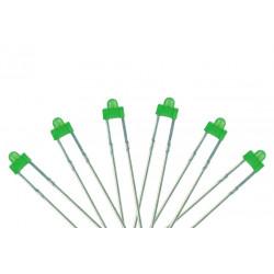 LED 1.8MM GREEN 4PCS