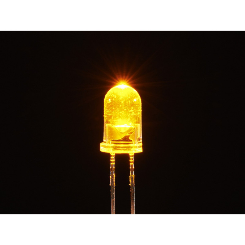 LED 5MM SUPER YELLOW