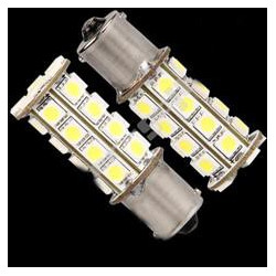 LED MARINE BULB 24VDC COLD WHITE S25-5050-24