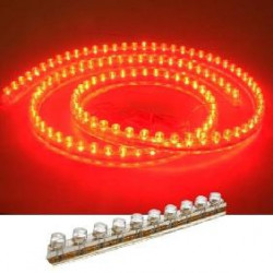 LED ROPE 12VDC 120CM RED