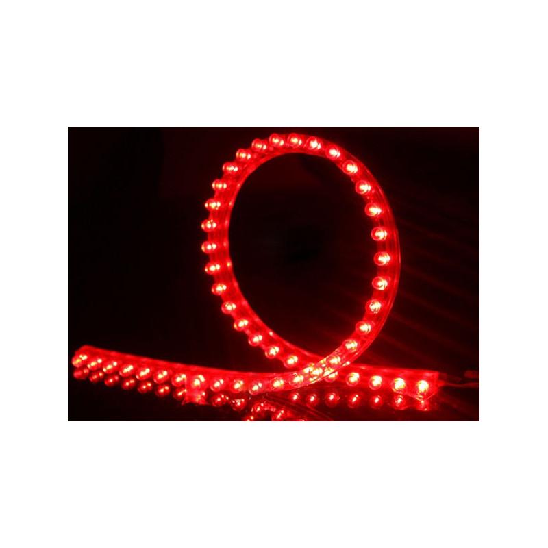 LED ROPE 12VDC 48CM RED