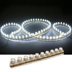 LED ROPE 12VDC 96CM WHITE