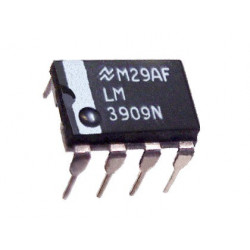 IC LM3909 LED FLASHER OSCILLATOR