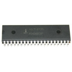 IC ICL7107 3-1/2 DIGITAL LED