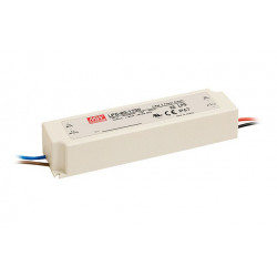 POWER SUPPLY, 34V, 1.75A, SWITCHING, IP67, LPC-60-1750