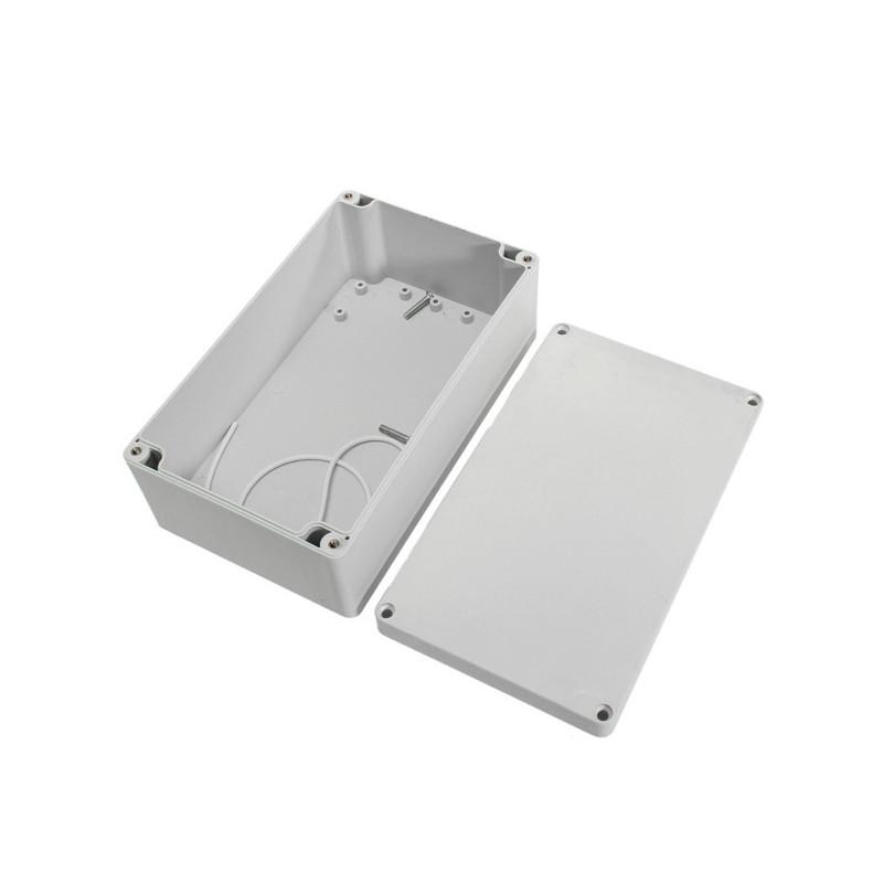 PLASTIC SEALED BOX 200x120x55 MM