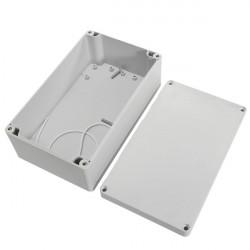 PLASTIC SEALED BOX HF-28 380X260X105MM