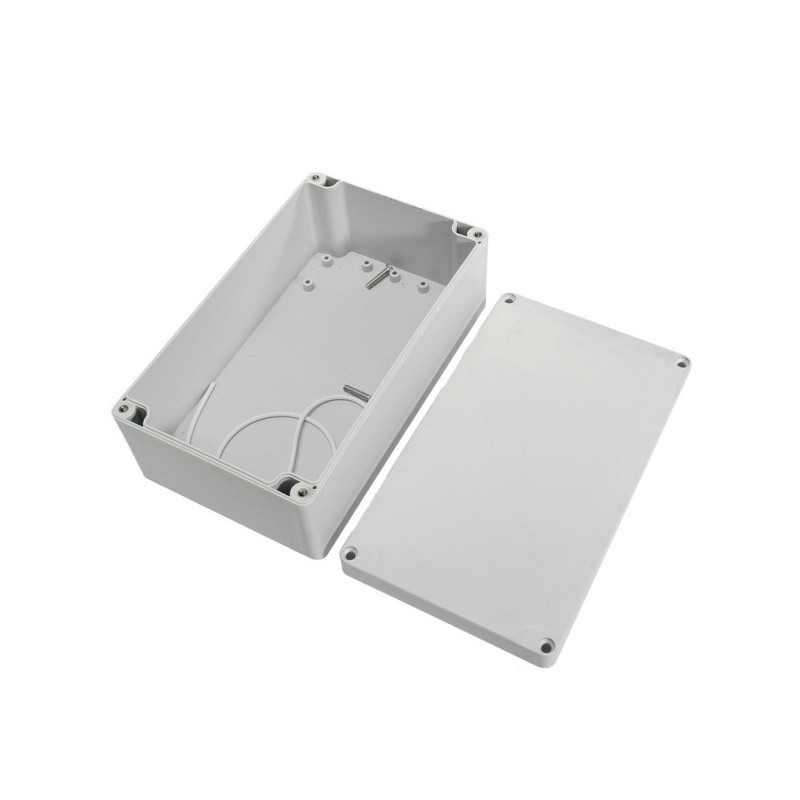 PLASTIC SEALED BOX HF-285 263X185X95MM