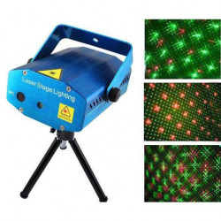 MINI LASER LIGHTING STAGE BOX