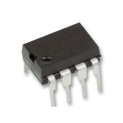 IC TLV5616CP, DAC, 12BIT, 102KSPS