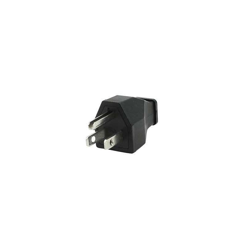 POWER PLUG NEMA 5-15 3-PRONG