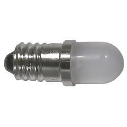 LED T3 SCREW 12V 10MM WHITE 55-121W-0