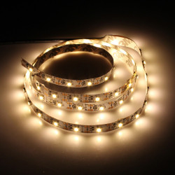 LED STRIP, 3528, 60LED, WARM WHITE