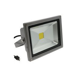 WALL WASH LED 50W WATERPROOF 110VAC WHITE