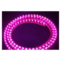 LED ROPE 12VDC 48CM PURPLE SMD