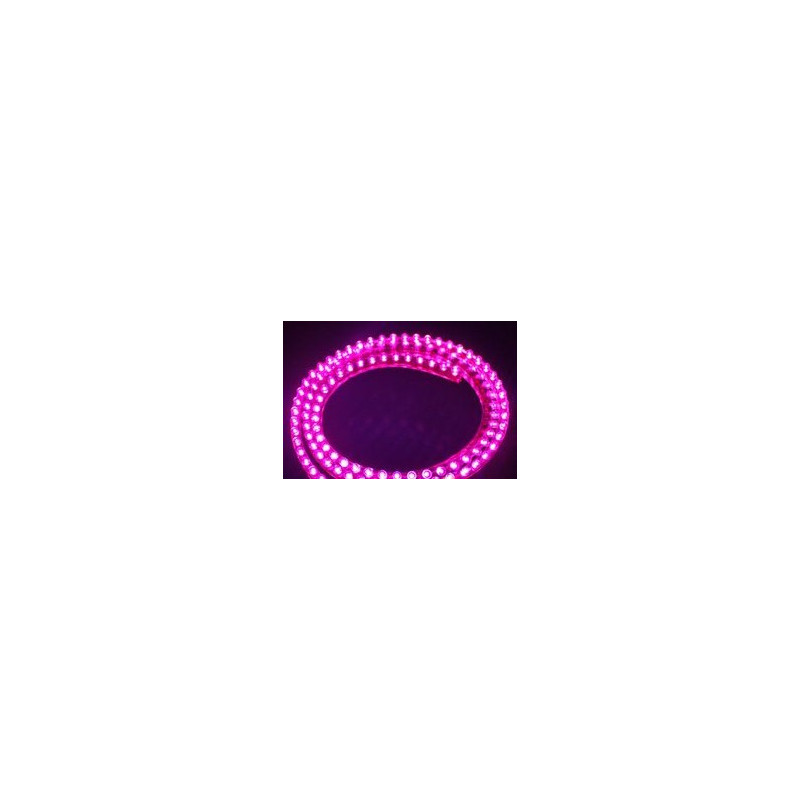 LED ROPE 12VDC 48CM PURPLE SMD