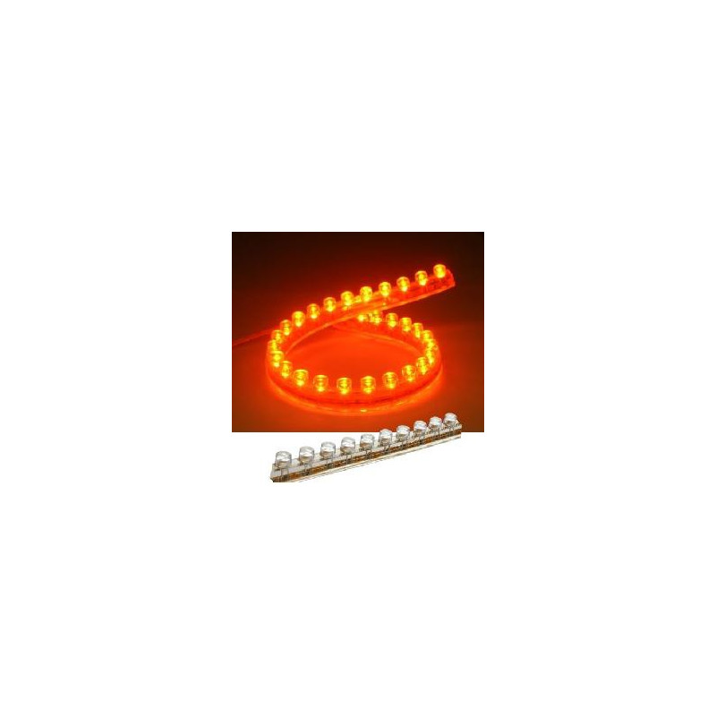 LED ROPE 12VDC 96CM RED SMD