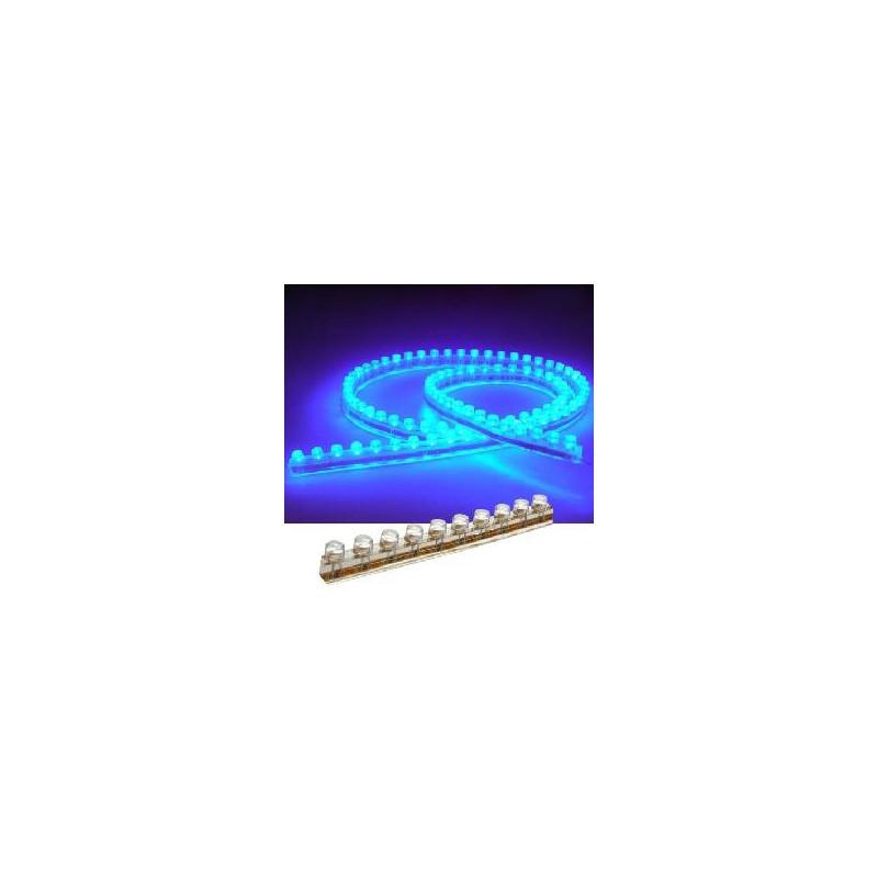 LED ROPE 12VDC 96CM BLUE SMD