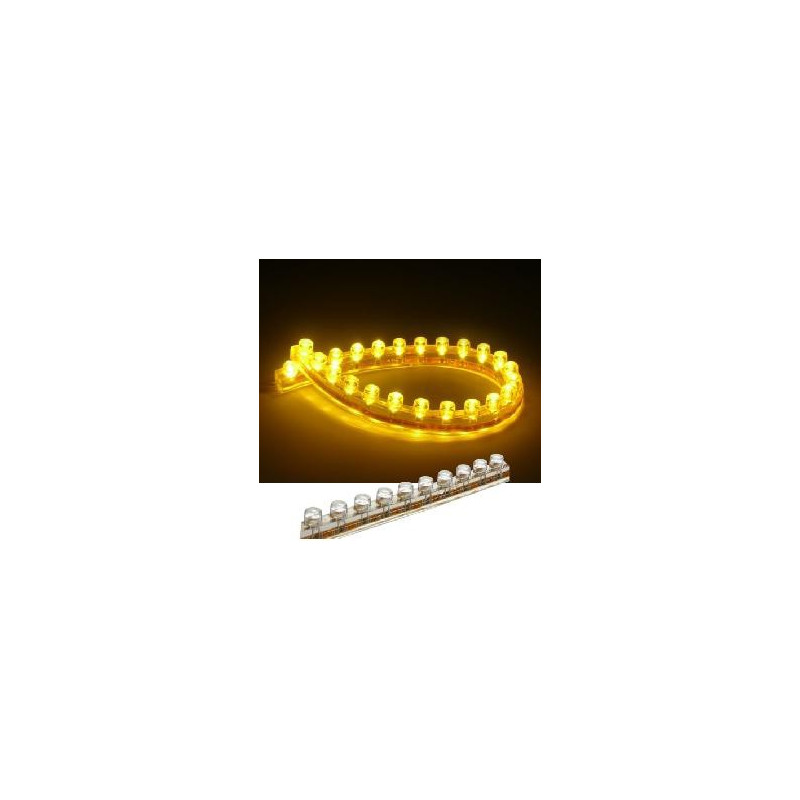 LED ROPE 12VDC 120CM YELLOW