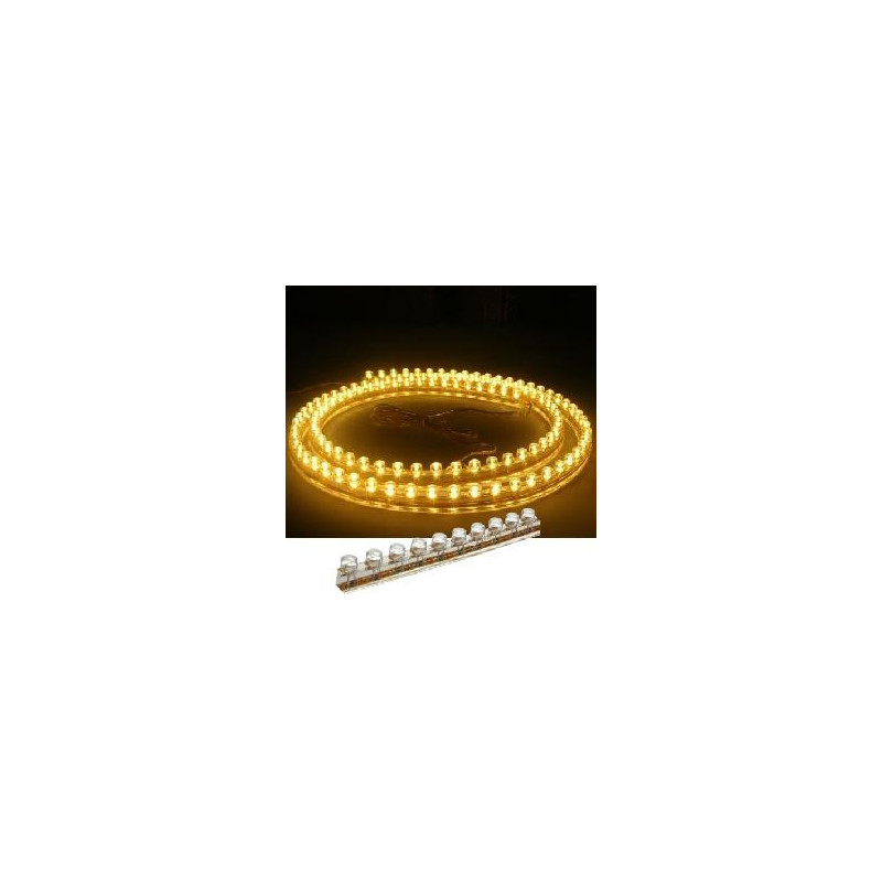 LED ROPE 12VDC 48CM YELLOW