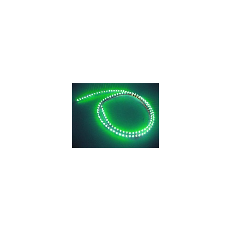 LED ROPE 12VDC 120CM GREEN