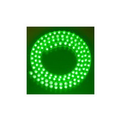 LED ROPE 12VDC 96CM GREEN