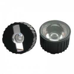 LED LENS - 5 DEGREE, w/HOLDER