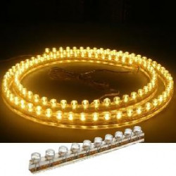 LED ROPE 12VDC 96CM YELLOW