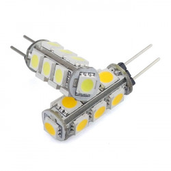 LED G4 LAMP 2PIN 13LED COLD WHITE