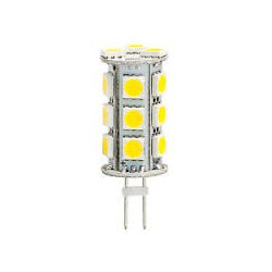 LED G4-5D-5W 12VDC WARM WHITE