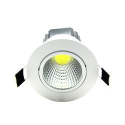 LED CEILING COB LIGHT, 3W, COLD WHITE, 85-265V